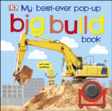 My Best-Ever Pop-Up Big Build Book, Board book Book