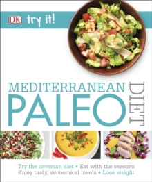 Try it! Mediterranean Paleo Diet, Paperback Book