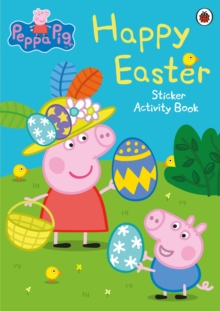 Peppa Pig: Happy Easter, Paperback Book