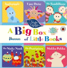 In the Night Garden: A Big Box of Little Books, Hardback Book