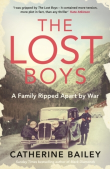 The Lost Boys : A Family Ripped Apart by War, Hardback Book