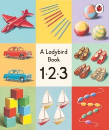 A Ladybird Book: 123 : A Vintage Gift Edition, Hardback Book