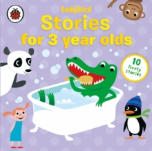 Stories for Three-Year-Olds, CD-Audio Book