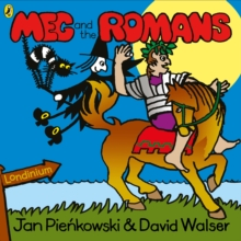 Meg and the Romans, Paperback / softback Book