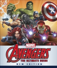 Marvel Avengers Ultimate Guide New Edition, Hardback Book