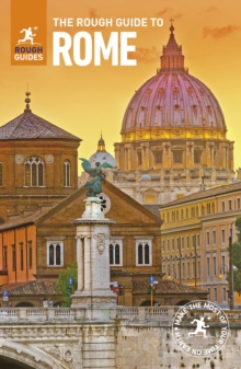 The Rough Guide to Rome (Travel Guide), Paperback / softback Book