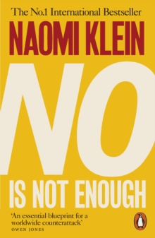 No Is Not Enough : Defeating the New Shock Politics, EPUB eBook
