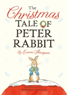 The Christmas Tale of Peter Rabbit, Board book Book