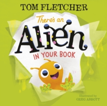 There's an Alien in Your Book, Hardback Book