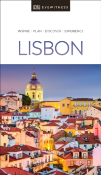 DK Eyewitness Travel Guide Lisbon, Paperback / softback Book