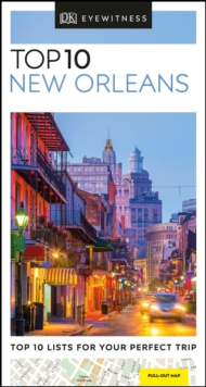 DK Eyewitness Top 10 New Orleans, Paperback / softback Book
