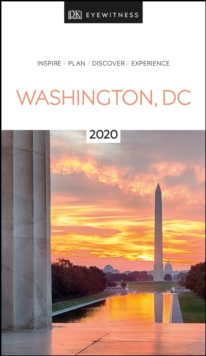 DK Eyewitness Washington, DC : 2020, Paperback / softback Book