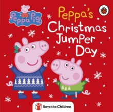 Peppa Pig: Peppa's Christmas Jumper Day, Board book Book