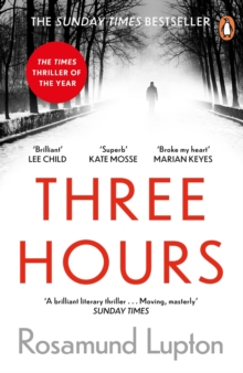 Three Hours : The Top Ten Sunday Times Bestseller, Paperback / softback Book