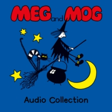 Meg and Mog Audio Collection, CD-Audio Book