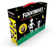 Funnybones book with mix-and-match puzzle, Undefined Book