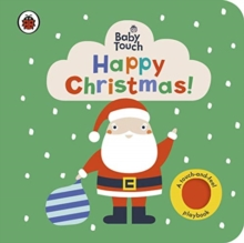 Baby Touch: Happy Christmas!, Board book Book