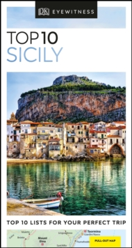 DK Eyewitness Top 10 Sicily, Paperback / softback Book