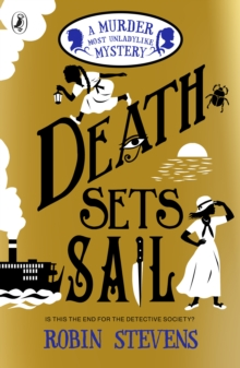 Death Sets Sail, Paperback / softback Book