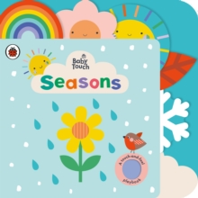 Baby Touch: Seasons : A touch-and-feel playbook, Board book Book