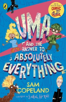Uma and the Answer to Absolutely Everything, Paperback / softback Book