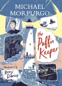The Puffin Keeper, Hardback Book
