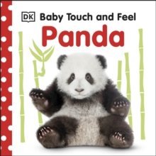 Baby Touch and Feel Panda, Board book Book
