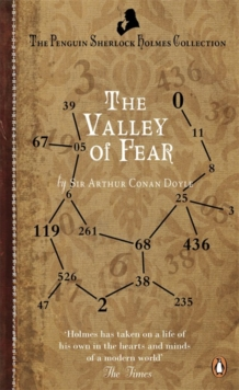 The Valley of Fear, Paperback Book