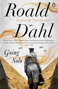 Going Solo, Paperback Book