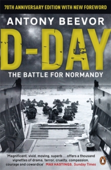 D-Day : The Battle for Normandy, Paperback Book
