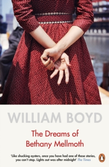 The Dreams of Bethany Mellmoth, Paperback Book