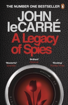A Legacy of Spies, Paperback Book