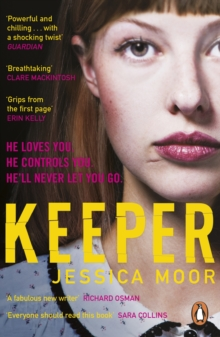Keeper : The breath-taking literary thriller