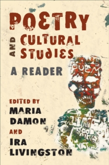 Poetry and Cultural Studies : A Reader, Hardback Book