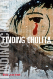 Finding Cholita, Hardback Book