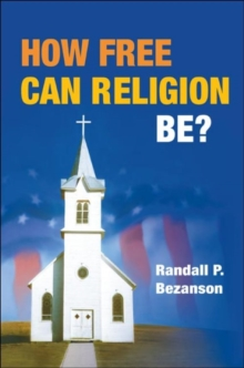 How Free Can Religion Be?, Paperback / softback Book