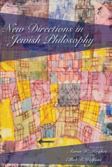 New Directions in Jewish Philosophy, Paperback / softback Book