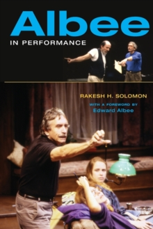 Albee in Performance, Paperback / softback Book