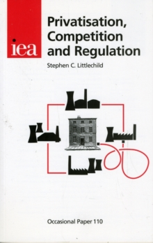 Privatisation, Competition and Regulation, Microfilm Book