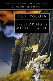 The Shaping of Middle-earth, Paperback Book