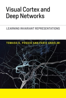Visual Cortex and Deep Networks : Learning Invariant Representations, Hardback Book