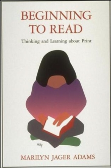 Beginning to Read : Thinking and Learning about Print, Paperback Book