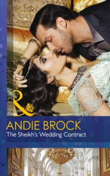 The Sheikh's Wedding Contract, Paperback Book