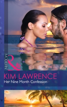 Her Nine Month Confession, Paperback Book