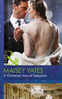 A Christmas Vow of Seduction, Paperback Book