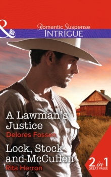 A Lawman's Justice : A Lawman's Justice / Lock, Stock and Mccullen, Paperback Book