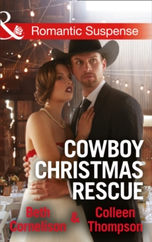 Cowboy Christmas Rescue, Paperback Book