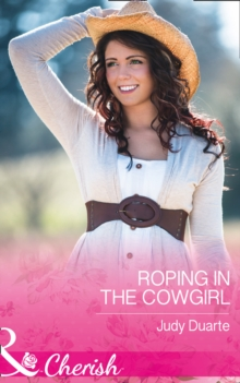 Roping in the Cowgirl, Paperback Book