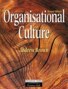 Organisational Culture, Paperback Book