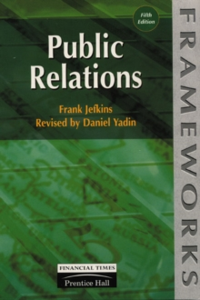 Public Relations, Paperback Book